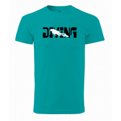 Tričko Diving (UNISEX)