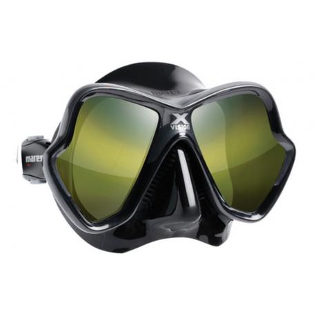 Mares - maska X-Vision ULTRA Liquidskin se zrcadlovými skly