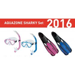 Mares - Aquazone SHARKY Set 2016