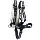 Mares XR - postroj Heavy Duty Complete Mounted System