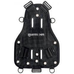 Mares XR - backplate soft