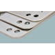 DUX - Backplate nerez 3 mm komplet