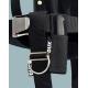 DUX - Backplate nerez 6 mm komplet