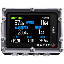 Ratio - iDive IX3M Tech+