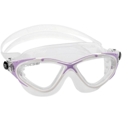 Cressi - Planet Lady Goggles Clear / Lilac