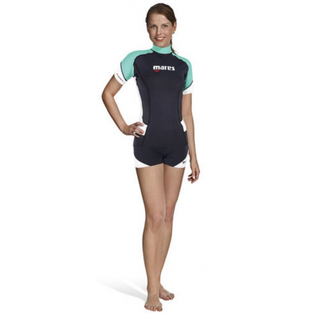 Mares - Rash Guard kraťasy She Dives
