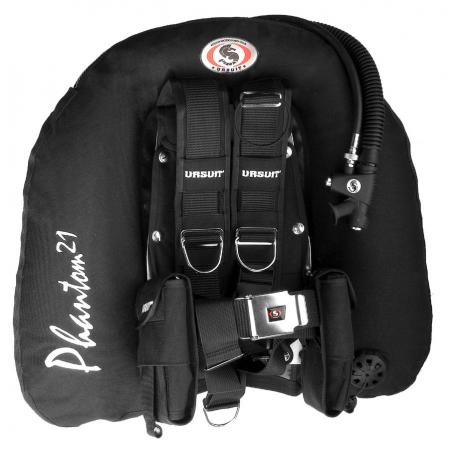 Ursuit - potápěčské křídlo Phantom 21 Comfort