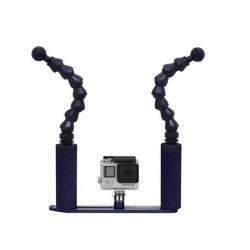 BigBlue - základna s flexi rameny GPTRAY