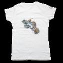 DiveFashion - tričko BAREVNÁ RYBA unisex
