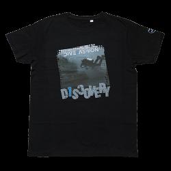DiveFashion - tričko DISCOVERY pánské