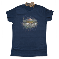 DiveFashion - tričko MEDUZA unisex