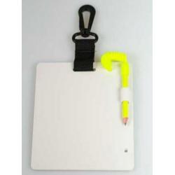 NTEC - tabulka na psaní s tužkou