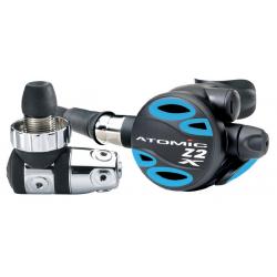 Atomic Aquatics - Z2x DIN