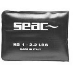 MDC - zátěž BROKY SEAC 1 kg