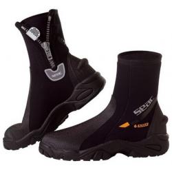 Seac Sub - pevné neoprenové boty PRO HD 6mm